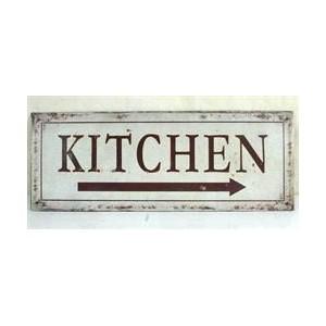 shabby cedule retro kitchen